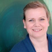 Logopädin Katja Deckers